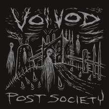 Voivod: Post Society EP, Maxi-CD