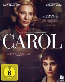Carol (Blu-ray), Blu-ray Disc