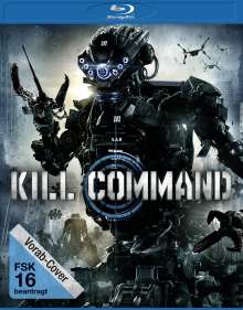 Kill Command (Blu-ray), Blu-ray Disc