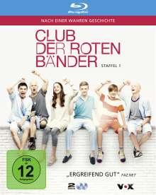 Club der roten Bänder Staffel 1 (Blu-ray), 2 Blu-ray Discs