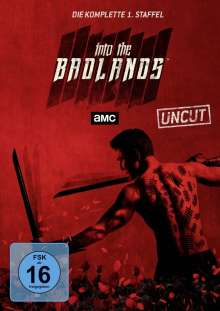 Into the Badlands Staffel 1, 3 DVDs