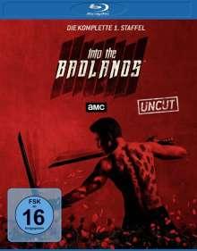 Into the Badlands Staffel 1 (Blu-ray), 2 Blu-ray Discs