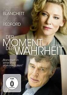Der Moment der Wahrheit, DVD