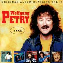 Wolfgang Petry: Original Album Classics Vol.2 (2nd Edition), 5 CDs