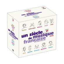 Un Siecle de Musique Francaise - A Century of French Music, 25 CDs