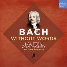 Lautten Compagney - Bach without words, CD