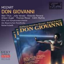 Wolfgang Amadeus Mozart (1756-1791): Don Giovanni, 3 CDs