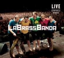 LaBrassBanda: Live Olympiahalle München (180g), 2 LPs