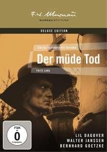 Der müde Tod (Digital restaurierte Fassung), DVD