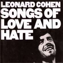 Leonard Cohen (1934-2016): Songs Of Love And Hate (180g), LP