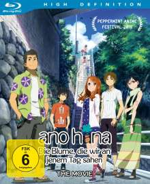 AnoHana - Die Blume, die wir an jenem Tag sahen (Blu-ray), Blu-ray Disc