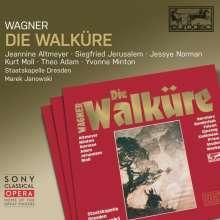 Richard Wagner (1813-1883): Die  Walküre, 4 CDs