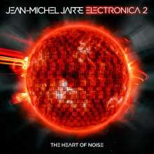 Jean Michel Jarre: Electronica 2: The Heart Of Noise (Digipack), CD