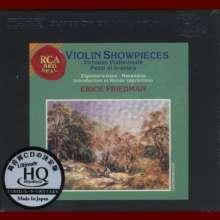Erick Friedman - Violin Showpieces (UHQ-CD), XRCD