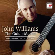John Williams - The Guitar Master, 2 CDs