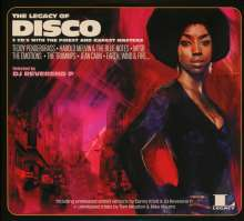 The Legacy Of Disco, 3 CDs