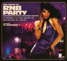 The Legacy Of RNB Party, 3 CDs