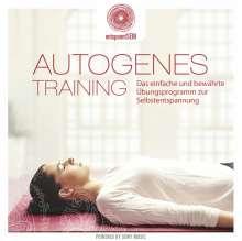 Jean-Paul Genré: entspanntSEIN: Autogenes Training, CD