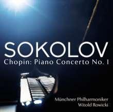 Frederic Chopin (1810-1849): Klavierkonzert Nr.1 (Exklusive SACD-Version für jpc), SACD