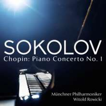 Frederic Chopin (1810-1849): Klavierkonzert Nr.1 (180g), LP