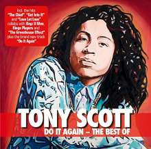 Tony Scott (Rap) (geb. 1971): The Best Of Tony Scott, CD