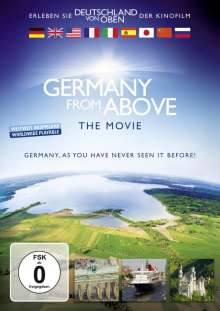 Germany From Above - The Movie (Deutsch,Englisch,Italienisch,Japanisch), DVD
