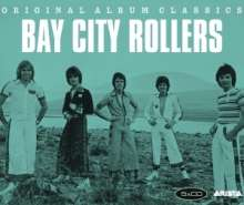 Bay City Rollers: Original Album Classics, 5 CDs