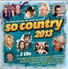 So Country 2013, 2 CDs