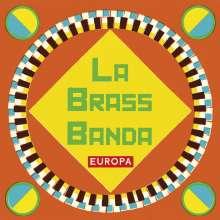 LaBrassBanda: Europa (Jewelcase), CD