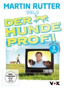 Martin Rütter - Der Hundeprofi Vol.3, 3 DVDs