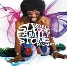 Sly & The Family Stone: Higher!  The Best Of The Box, CD