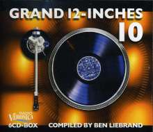 Grand 12-Inches 10, 6 CDs