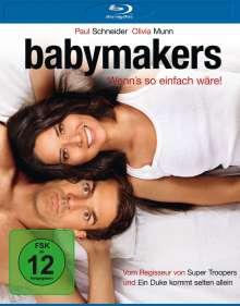 Babymakers (Blu-ray), Blu-ray Disc