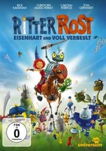 Ritter Rost (2012), DVD