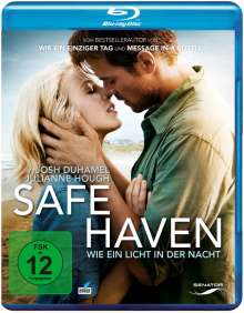 Safe Haven (Blu-ray), Blu-ray Disc