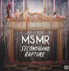 MS MR: Secondhand Rapture, LP