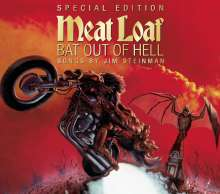 Meat Loaf: Bat Out Of Hell (Special Edition), CD