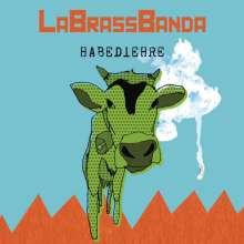 LaBrassBanda: Habediehre, CD