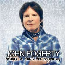 John Fogerty: Wrote A Song For Everyone, 2 LPs