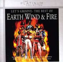 Earth, Wind & Fire: Let's Groove: The Best Of Earth, Wind & Fire, CD