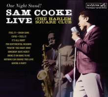Sam Cooke: One Night Stand: Live At The Harlem Square Club 1963, CD