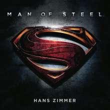 Hans Zimmer (geb. 1957): Filmmusik: Man Of Steel, CD