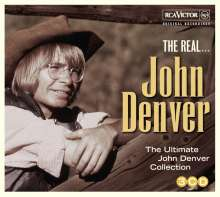 John Denver: The Real John Denver, 3 CDs