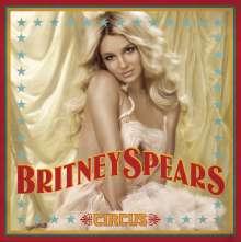 Britney Spears: Circus (13 Tracks), CD