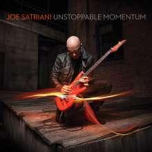 Joe Satriani: Unstoppable Momentum, CD