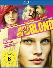 Heute bin ich blond (Blu-ray), Blu-ray Disc
