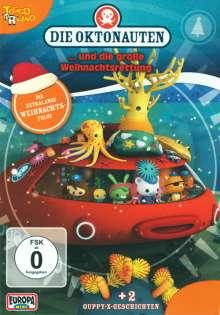 Die Oktonauten und die große Weihnachtsrettung, DVD