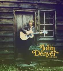 John Denver: All Of My Memories, 4 CDs