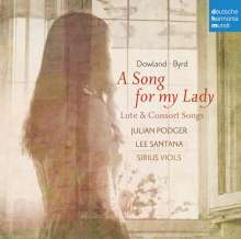 Julian Podger & Lee Santana - A Song For My Lady, CD