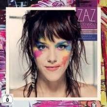 Zaz (Isabelle Geffroy): Recto Verso (Limited-Deluxe-Edition), 1 CD, 1 DVD und 1 LP